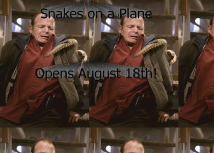 Snakes on a Plane got HUNGRY