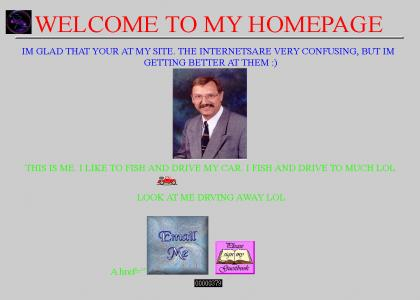 WELCOME TO MY HOMEPAGE