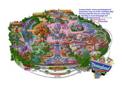 Disneyland Bingo