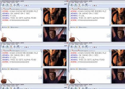 KHANTMND: Kirk's webcam victory!