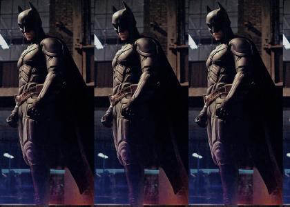 The Dark Knight's New Digs