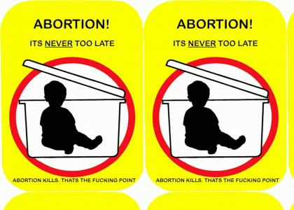 Abortion Kills