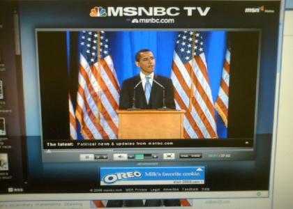 MSNBC has class!