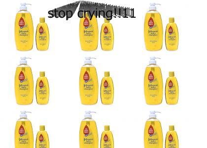 Anti Emo shampoo