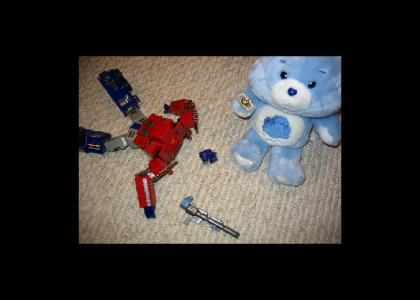 Optimus Prime DIES