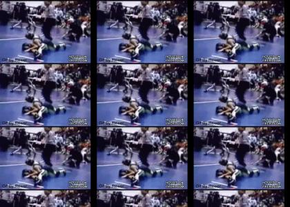 Epic Wrestling Match Manuever