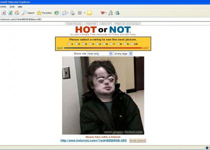 Brian Peppers, Hot or not