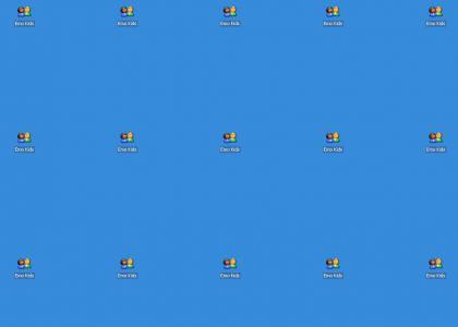 Windows Kids Are Emo