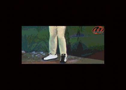 Bert's new Heelys®