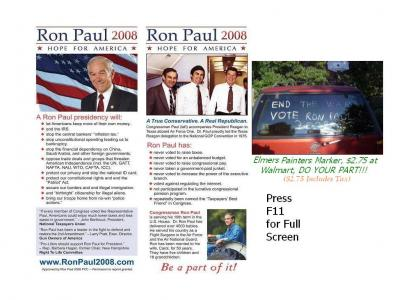 VOTE RON PAUL 2008!!!