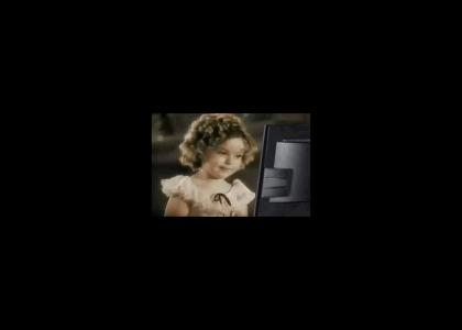 Shirley Temple makes a YTMND