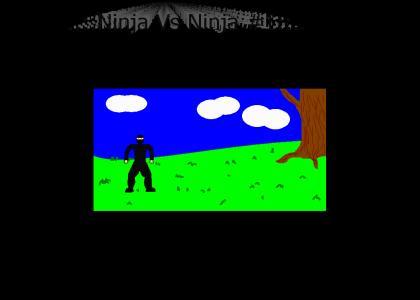 Ninja Vs Ninja #1