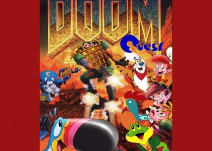 Chex Quest is...Doom?