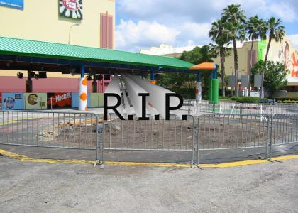 RIP Nickelodeon Studios