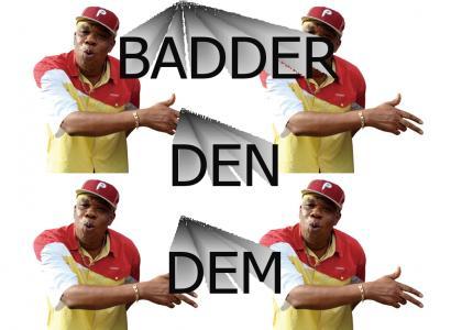 BADDER DEN DEM