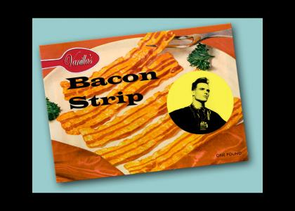 (vanilla) ice ice bacon - you're the bacon now dog!