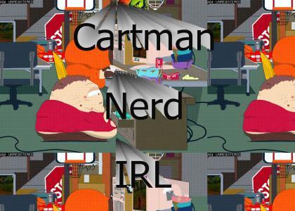 Cartman Nerd IRL
