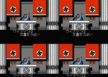 Nazi NES Game