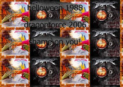Helloween Vs. Dragonforce