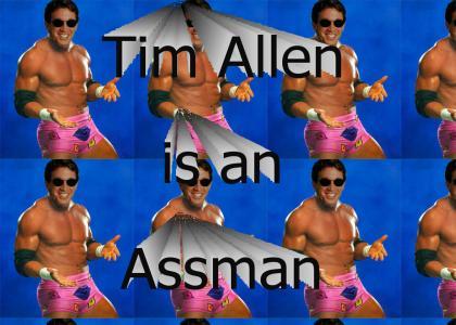 Toolman is a (Cl)assy Guy