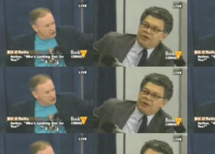 Bill O'Reilly HAS NO CLASS For Al Franken