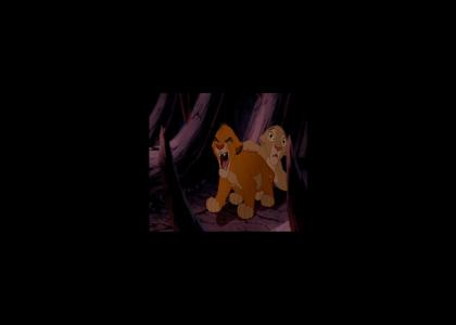 Simba gets help