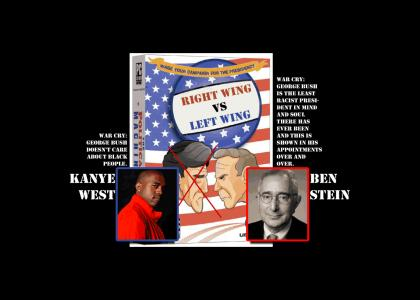 Kanye West VS Ben Stein