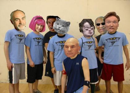 FadOrgyTMND: Stingray Dodgeball