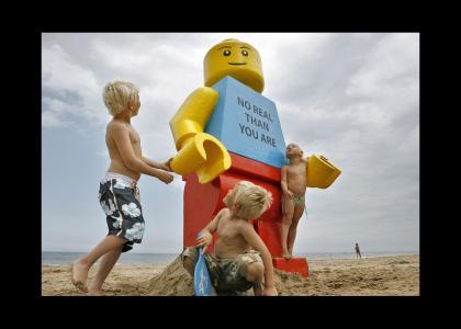 Epic Lego Maneuver