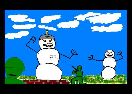The Great Snowman Uprising - 1