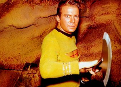 Secret Nazi Captain Kirk