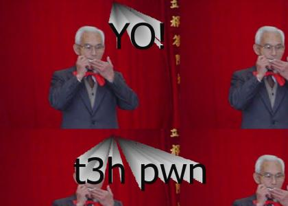 Old Asian Guy >>> You