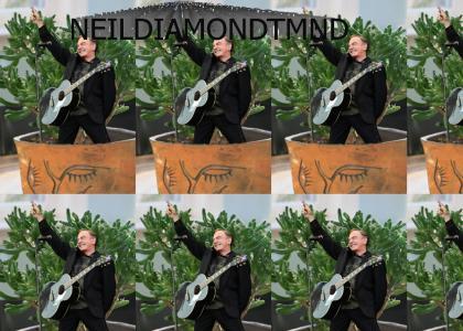 Honey, I Shrunk Neil Diamond