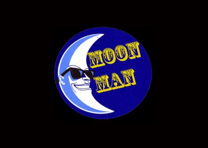 Moon Man Wipes His Butt With Your Bed Sheets