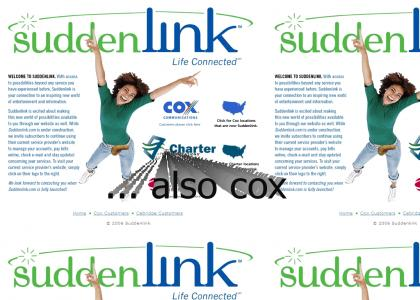 suddenlink is riding spinners