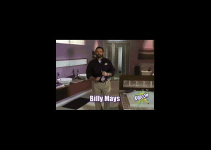 Billy Mays' final recording