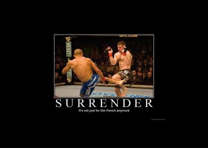 Life Lessons # 11: Surrender