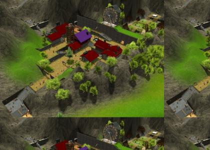 Ocarina of Time: Kakariko Village