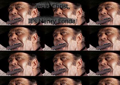 Jesus Christ, it's Henry Fonda!