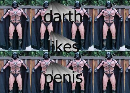 darth loves penis