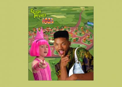 Fresh Prince of LazyTown