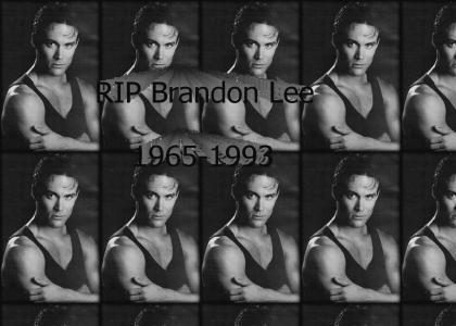 RIP Brandon Lee