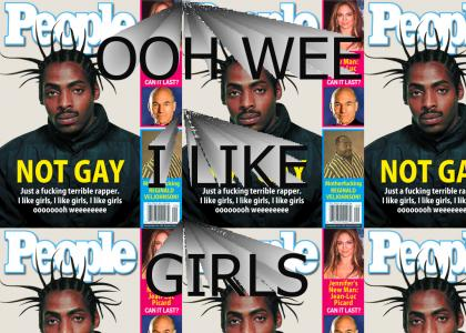 Coolio: People exclusive