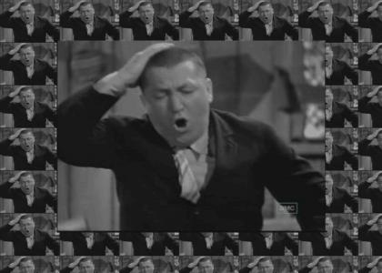 Curly Howard FaceMelter