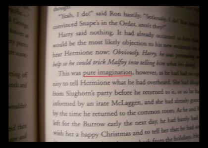 YTMND stuff in Harry Potter and the Half-Blood Prince v2