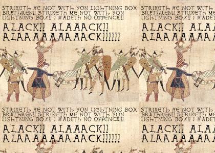 Medieval Don't Tase Me Bro!
