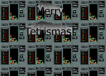 A Very Tetris Christmas