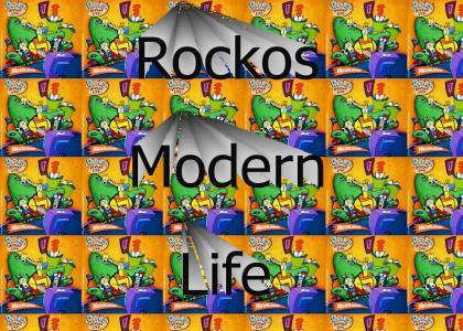Rockos Modern Life