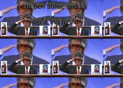 """DOITZONE: Ben Stiller, reporting for """"do""""ty"""