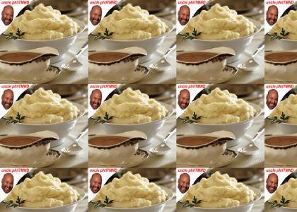 uncle philTMND: Groovy potatoes